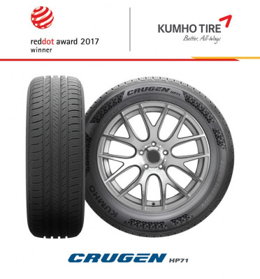 Image of Kumho Crugen HP71